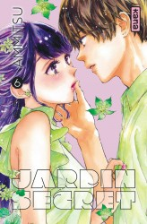 Jardin secret – Tome 6