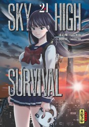 Sky-high survival – Tome 21