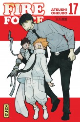 Fire Force – Tome 17
