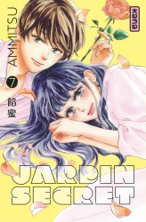 Jardin secret – Tome 7