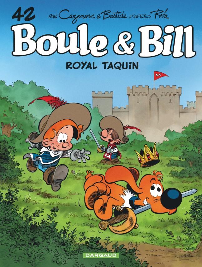 boule-bill-tome-42-royal-taquin