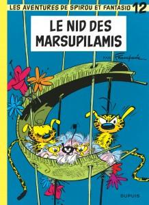 cover-comics-spirou-et-fantasio-tome-12-le-nid-des-marsupilamis