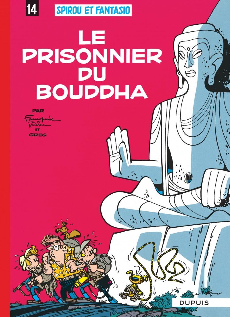 Spirou and Fantasio - tome 14 - Le Prisonnier du bouddha