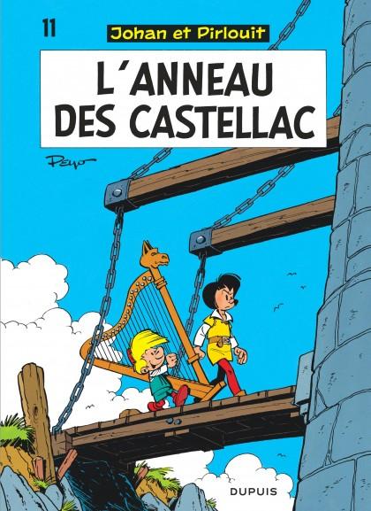 Johan et Pirlouit - L'Anneau des Castellac