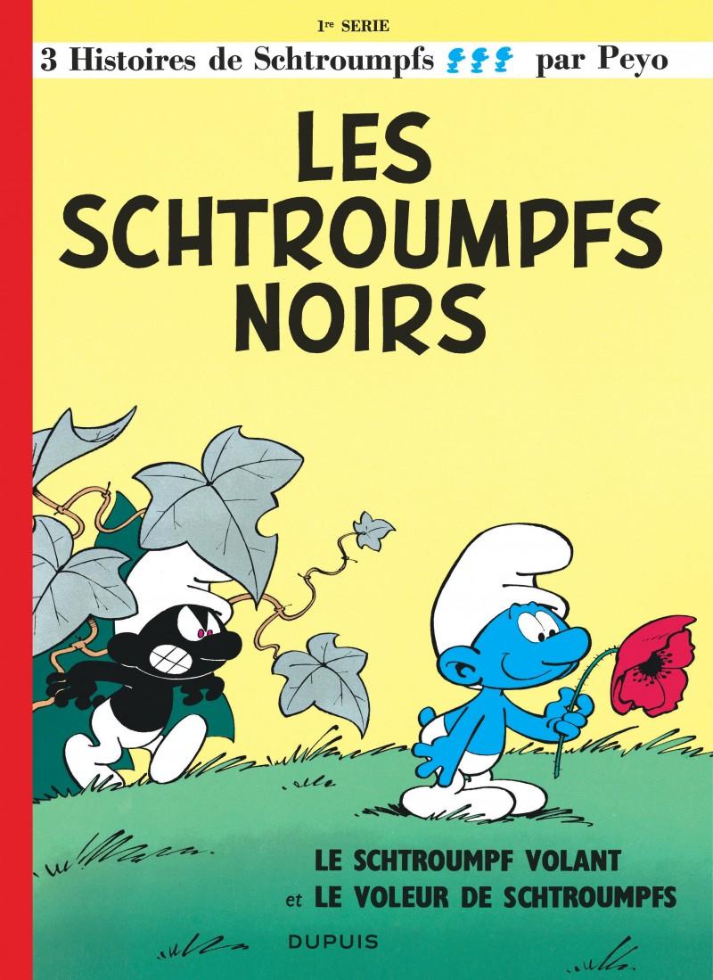 Les Schtroumpfs - tome 1 - Les Schtroumpfs noirs