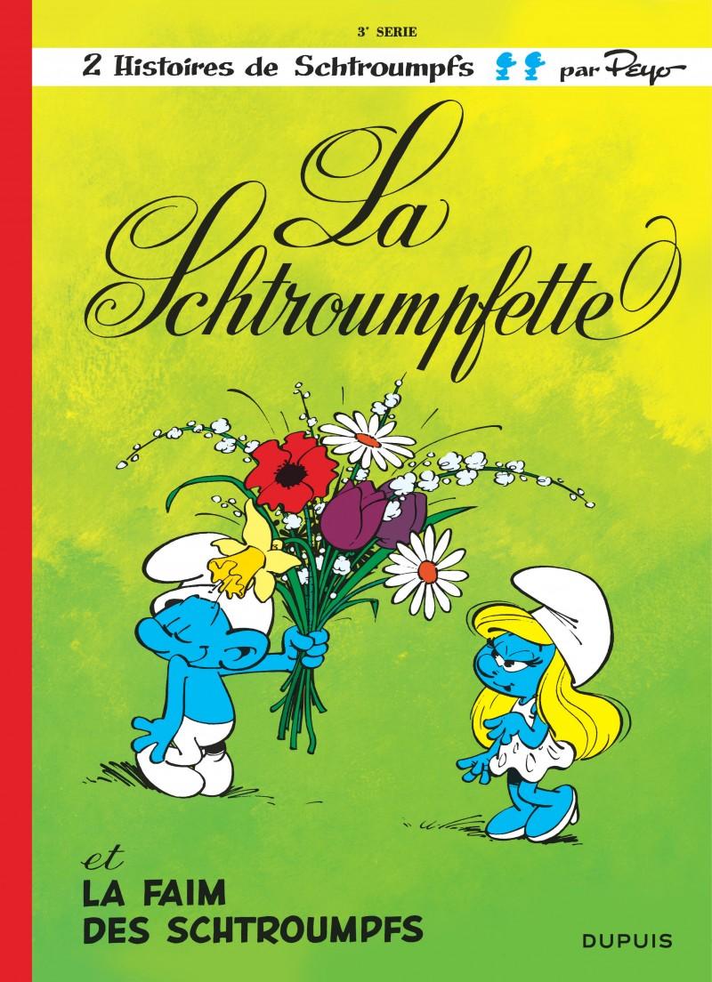 Les Schtroumpfs - tome 3 - La Schtroumpfette