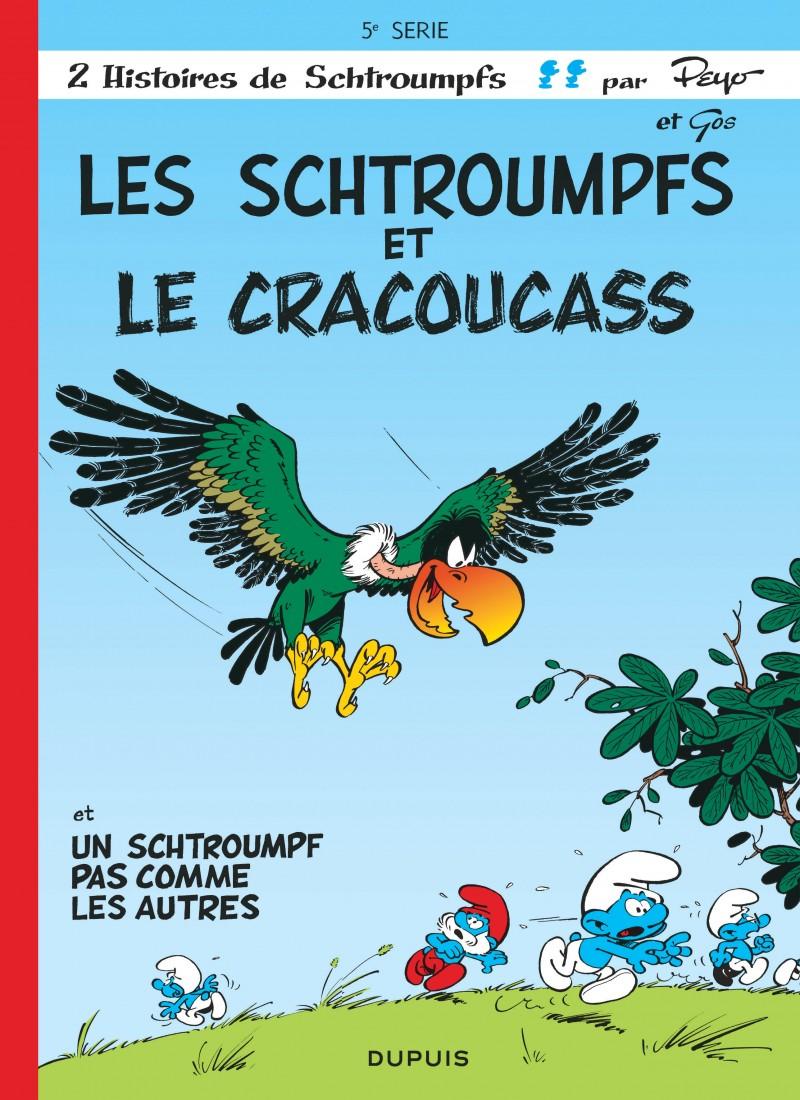 Les Schtroumpfs - tome 5 - Les Schtroumpfs et le Cracoucass
