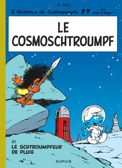 Les Schtroumpfs - Le Cosmoschtroumpf