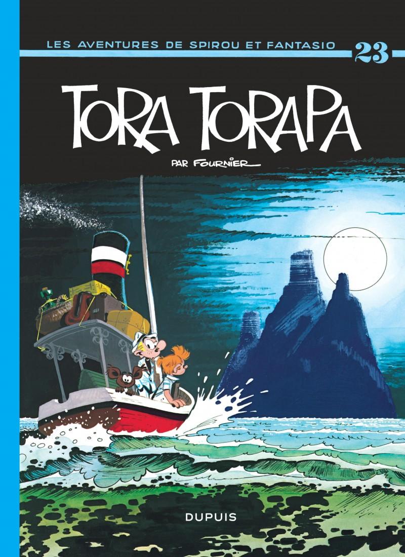 Spirou et Fantasio - tome 23 - Tora-Torapa
