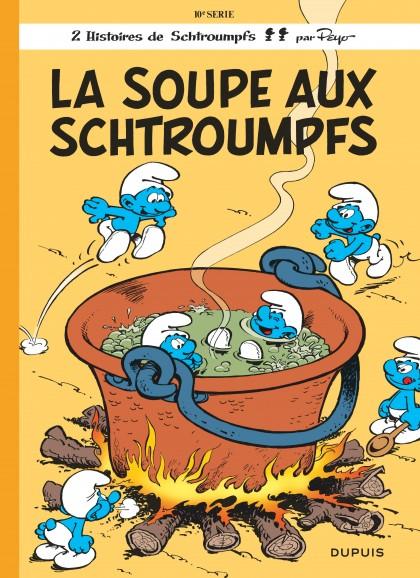 Les Schtroumpfs - La Soupe aux Schtroumpfs