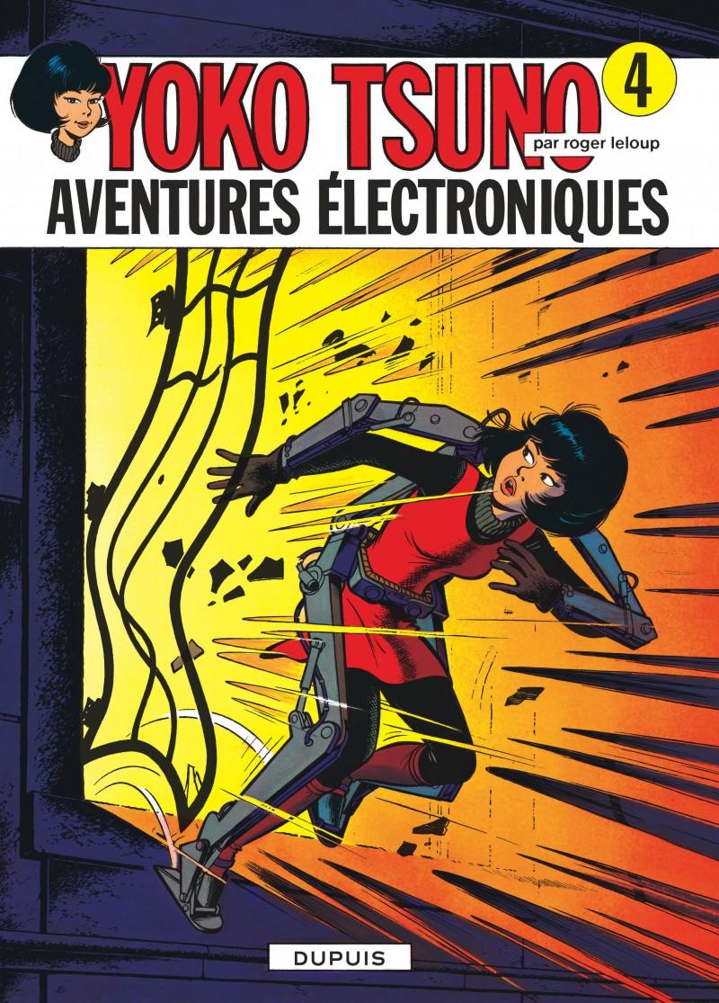 Yoko Tsuno - tome 4 - Aventures électroniques