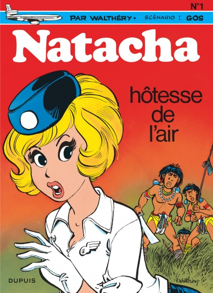 Natacha - Natacha, hôtesse de l'air