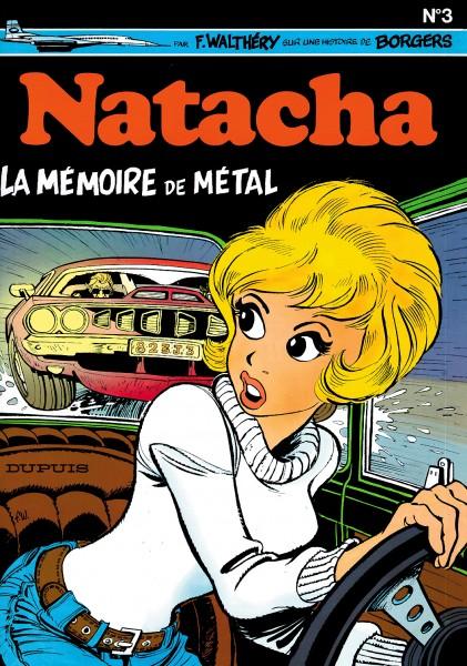 Natacha - La Mémoire de métal