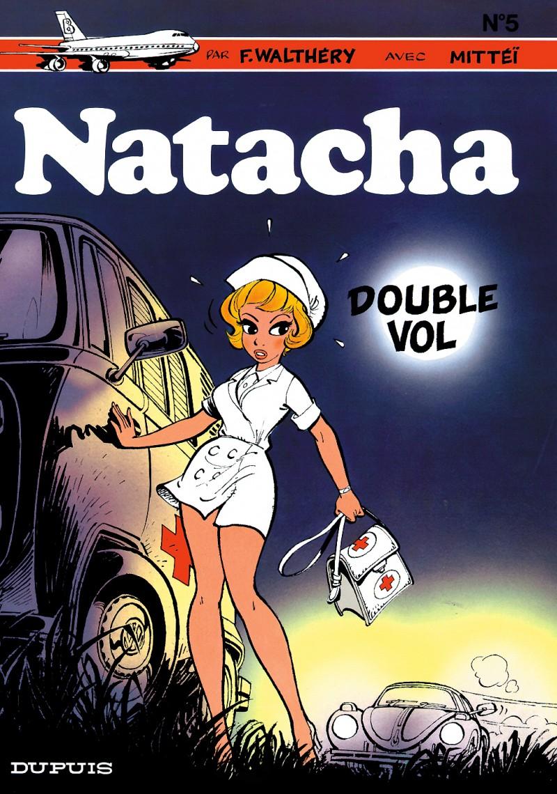 Natacha - tome 5 - Double vol