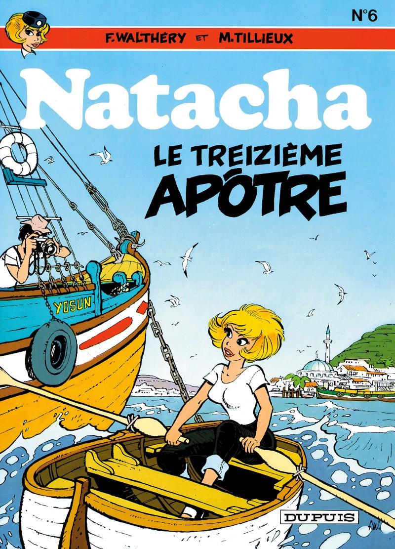 Natacha - tome 6 - Le Treizième apôtre