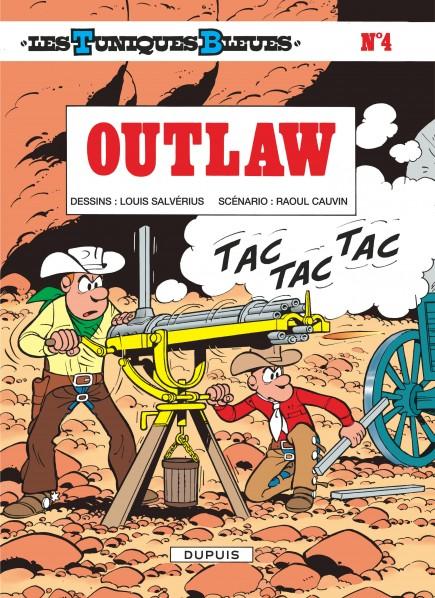 Les Tuniques Bleues - Outlaw