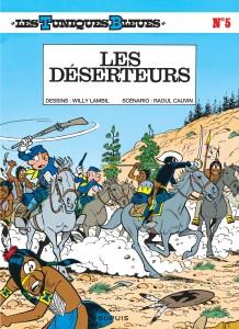 cover-comics-les-tuniques-bleues-tome-5-les-dserteurs