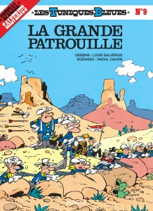 cover-comics-les-tuniques-bleues-tome-9-la-grande-patrouille