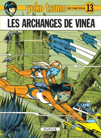 Yoko Tsuno - Les Archanges de Vinéa