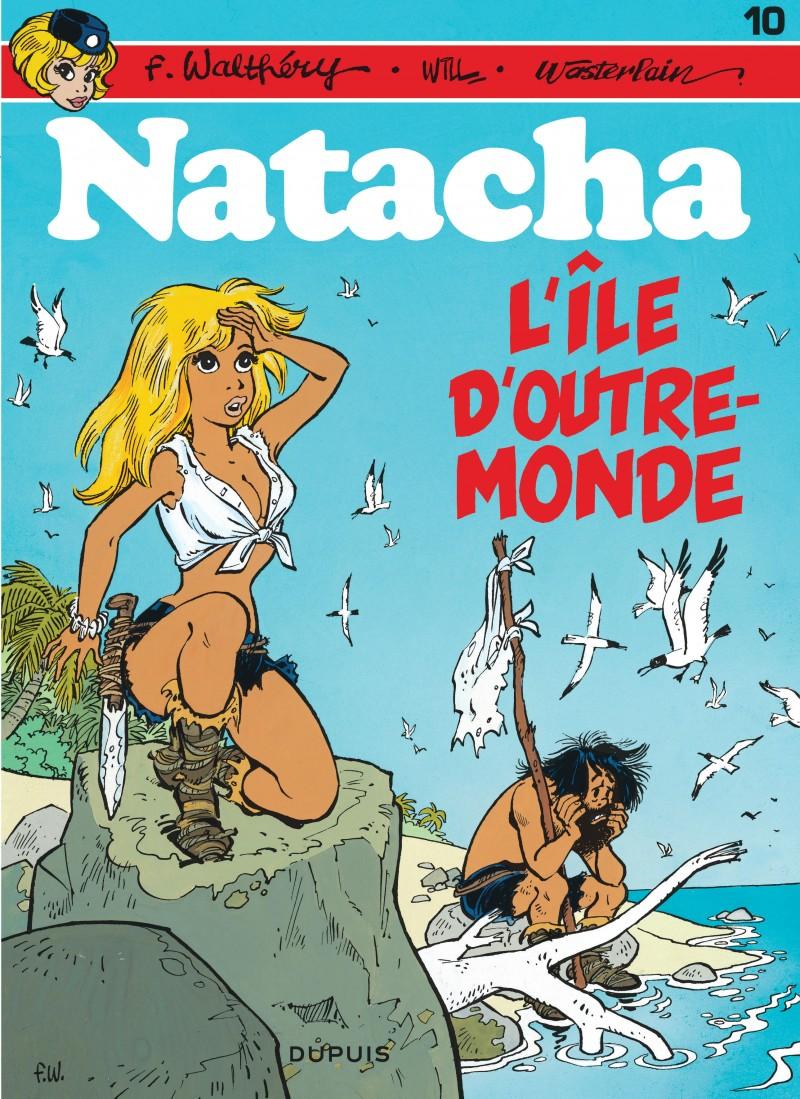 Natacha - tome 10 - L'Île d'outre-monde