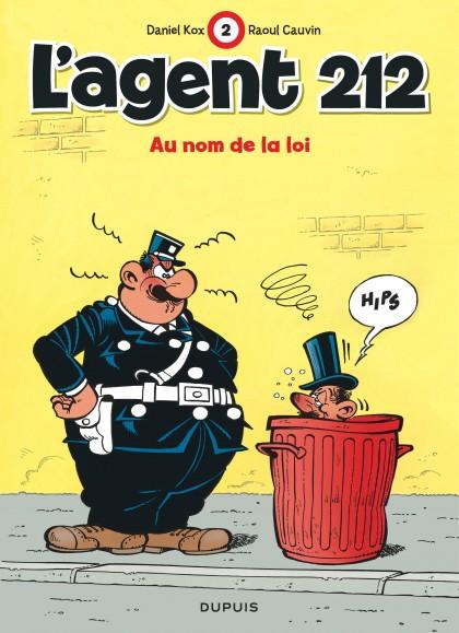 Agent 212 - Au nom de la loi