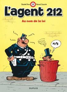 cover-comics-l-8217-agent-212-tome-2-au-nom-de-la-loi