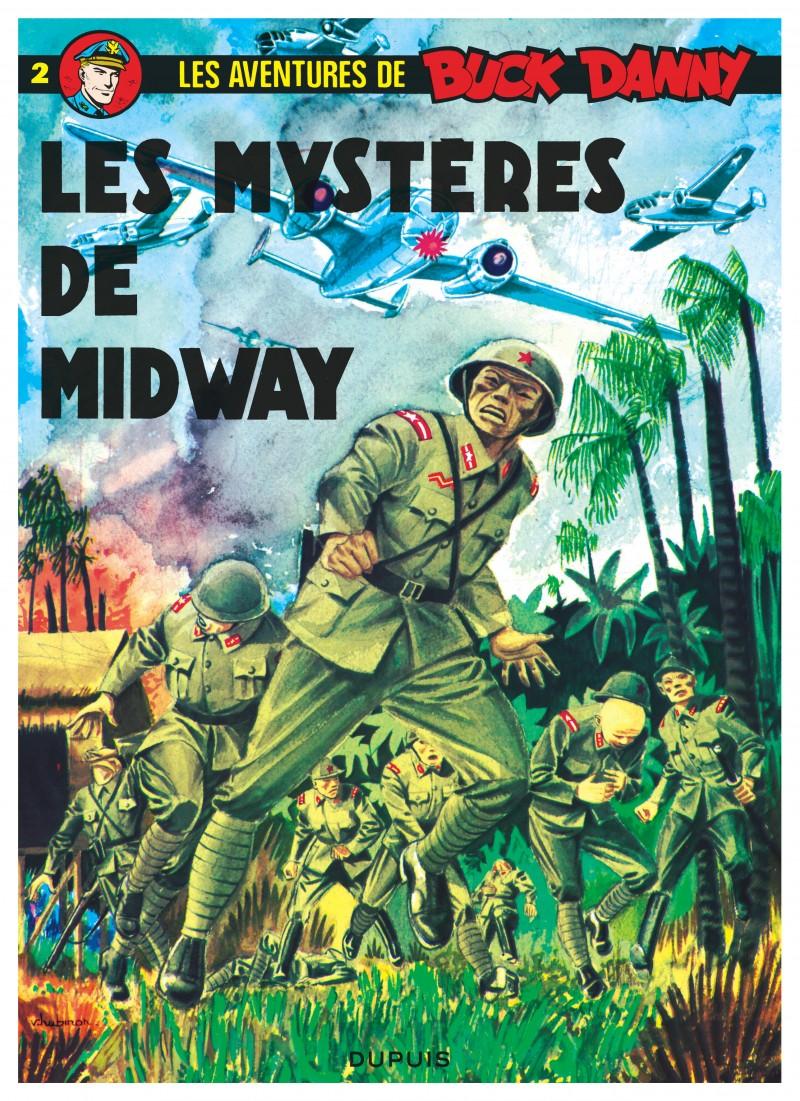 Buck Danny - tome 2 - Les Mystères de Midway
