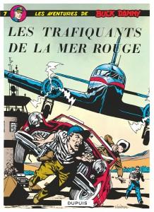 cover-comics-buck-danny-tome-7-les-trafiquants-de-la-mer-rouge