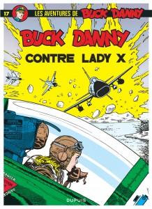 cover-comics-buck-danny-contre-lady-x-tome-17-buck-danny-contre-lady-x