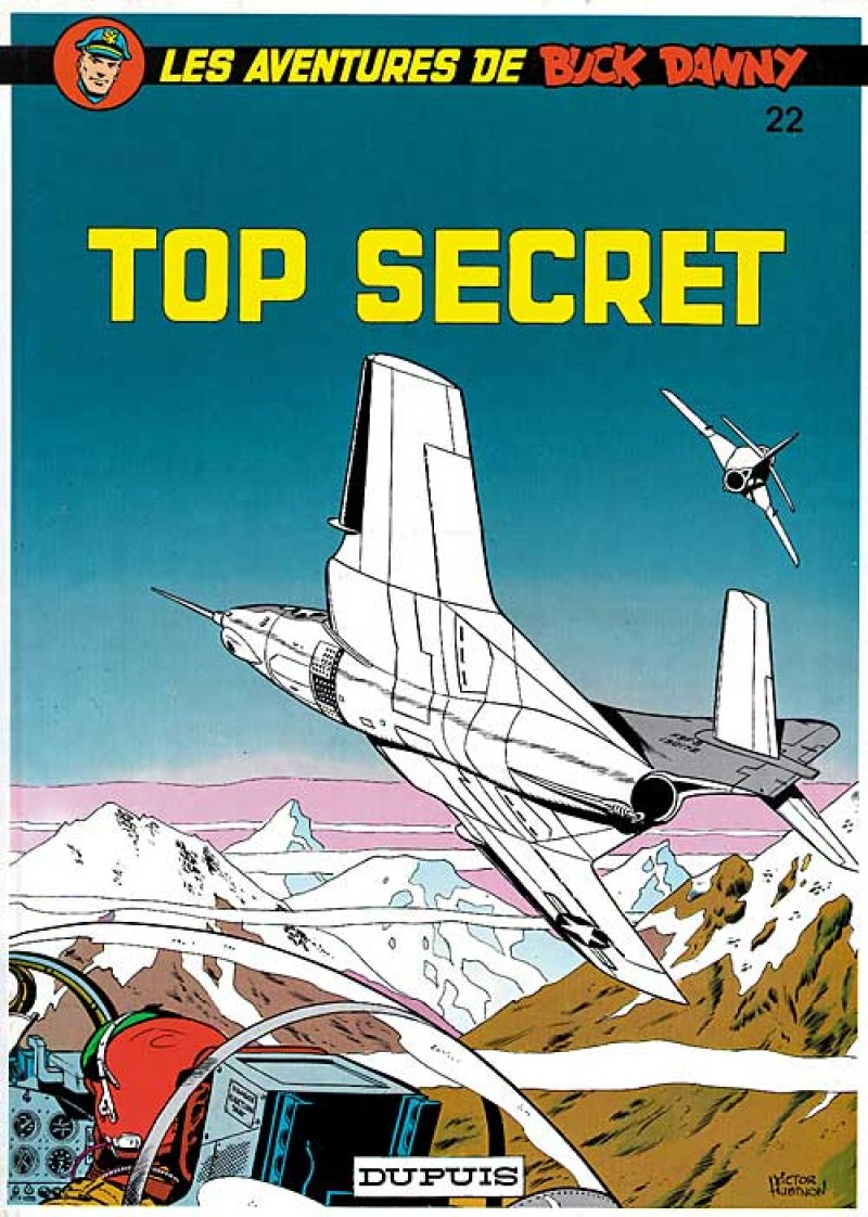 Buck Danny - tome 22 - Top secret