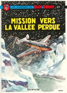 cover-comics-buck-danny-tome-23-mission-vers-la-valle-perdue