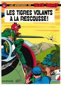 cover-comics-buck-danny-tome-27-les-tigres-volants--la-rescousse