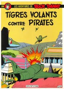 cover-comics-buck-danny-tome-28-tigres-volants-contre-pirates