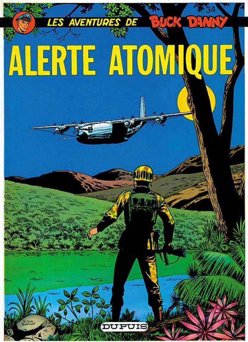 Buck Danny - tome 34 - Alerte atomique