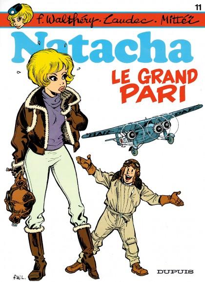 Natacha - Le Grand pari