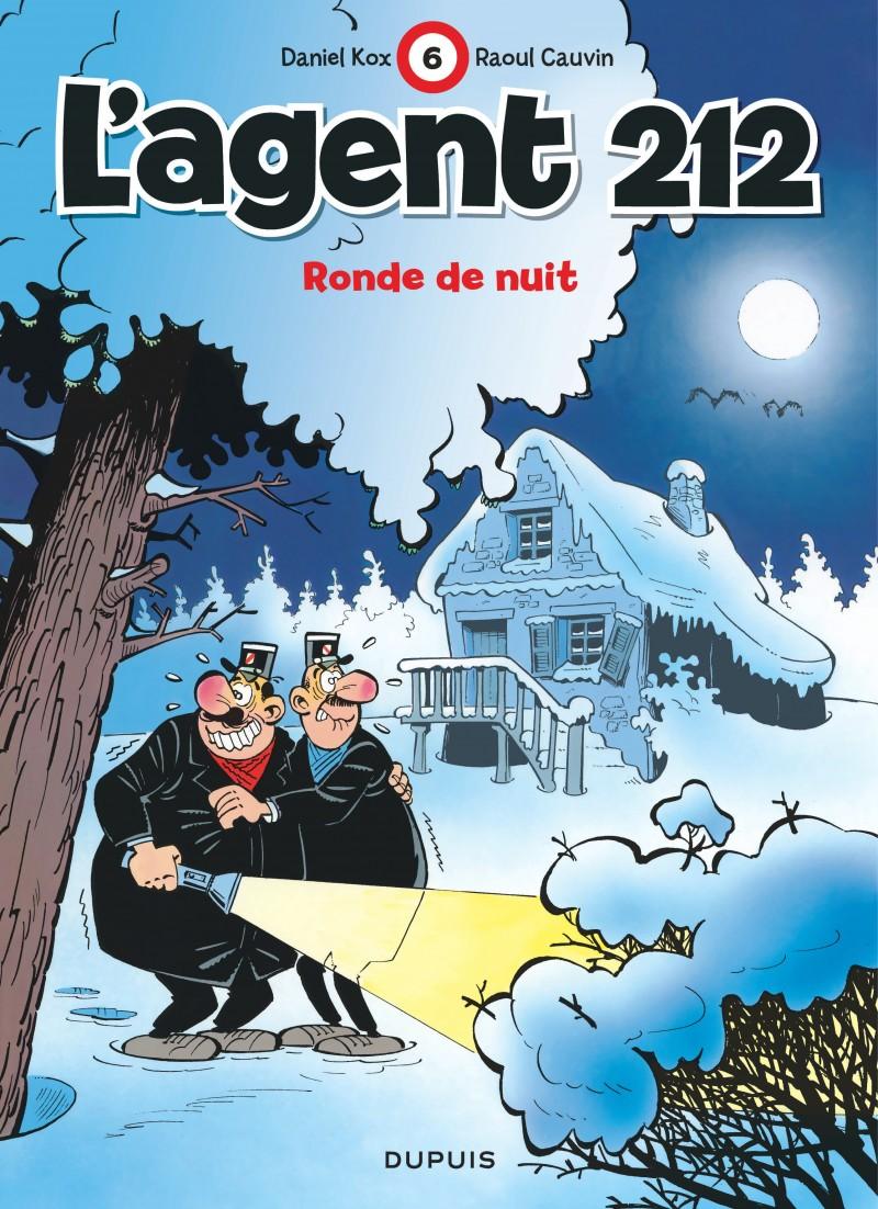 L'agent 212 - tome 6 - Ronde de nuit