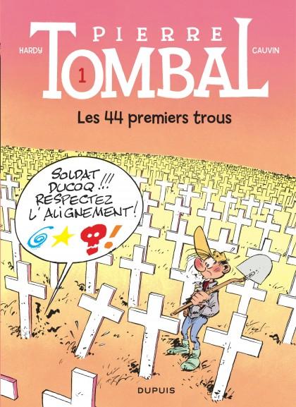 Pierre Tombal - Les 44 premiers trous
