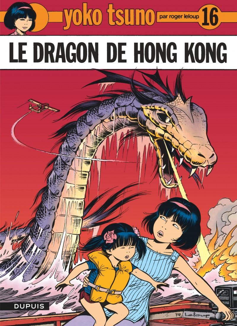 Yoko Tsuno - tome 16 - Le Dragon de Hong Kong