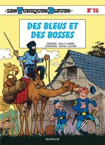 cover-comics-les-tuniques-bleues-tome-25-des-bleus-et-des-bosses