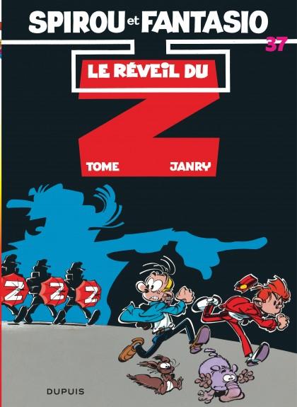 Spirou et Fantasio - Le Réveil du Z