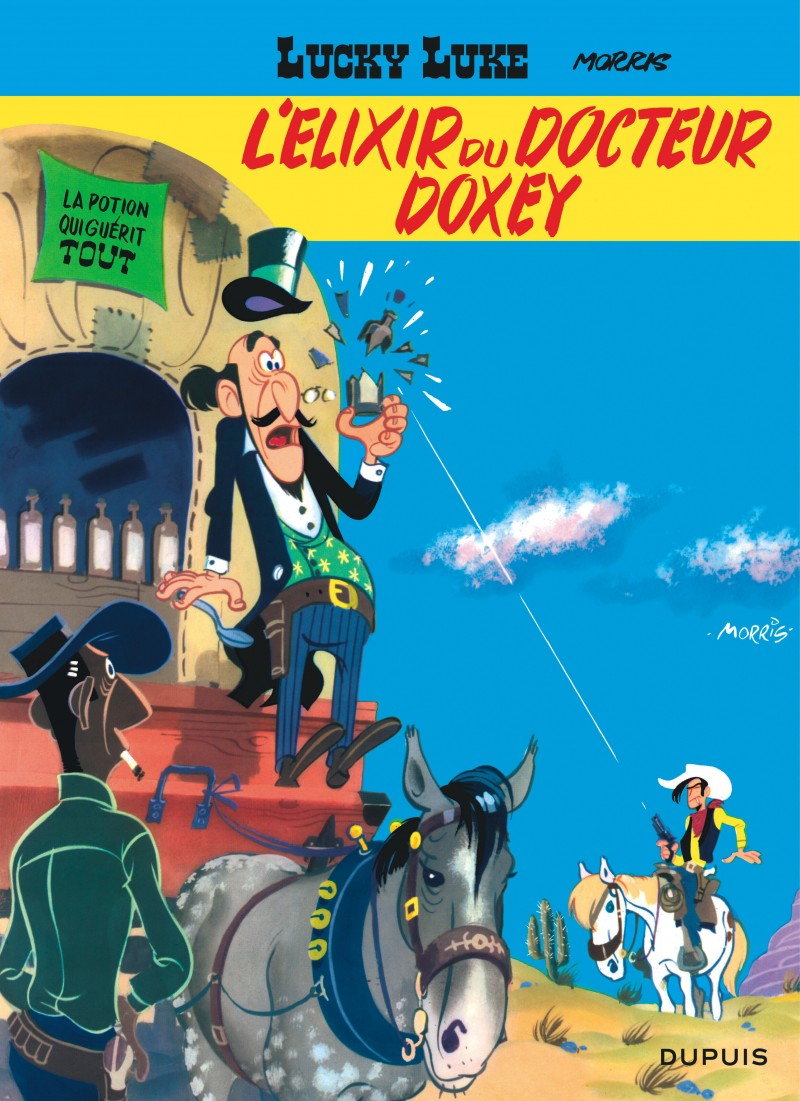 Lucky Luke - tome 7 - L'Élixir du docteur Doxey
