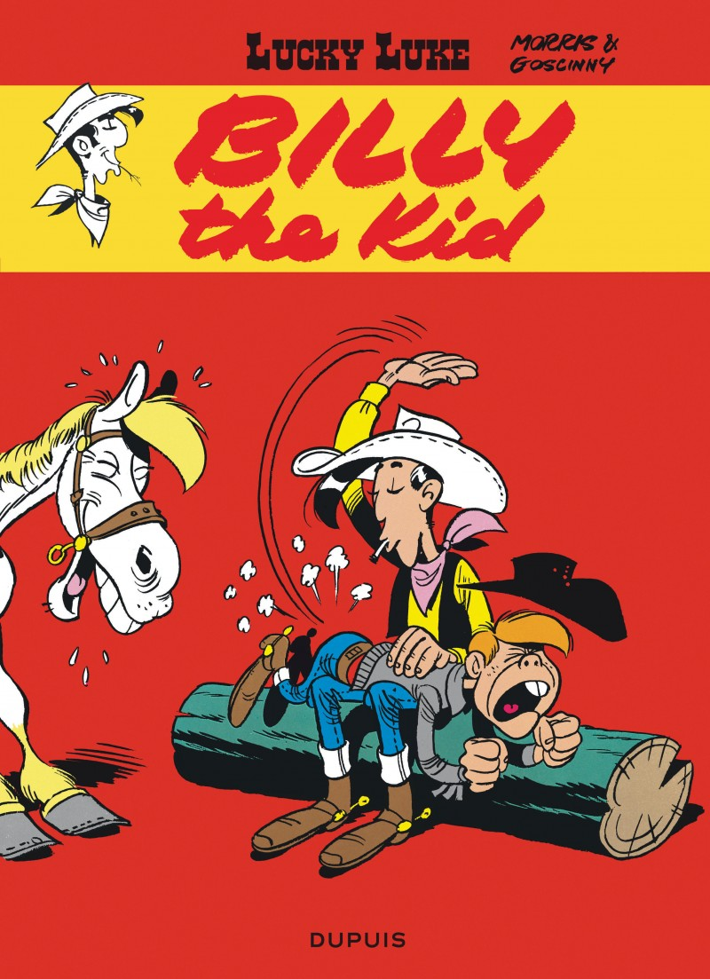 Lucky Luke - tome 20 - Billy the Kid