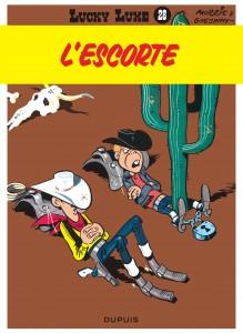 cover-comics-lucky-luke-tome-28-l-8217-escorte