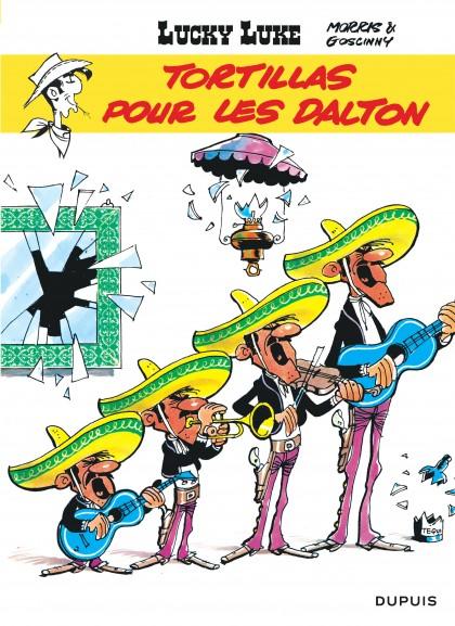 Lucky Luke - Tortillas pour les Dalton