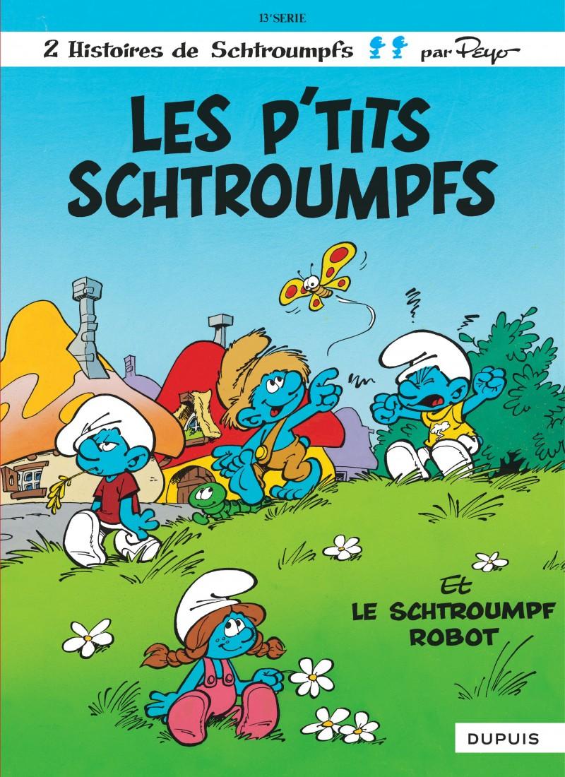 Les Schtroumpfs - tome 13 - Les P'tits Schtroumpfs