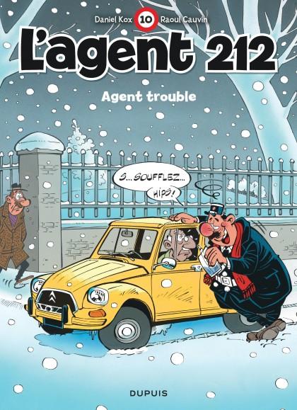 L'agent 212 - Agent trouble