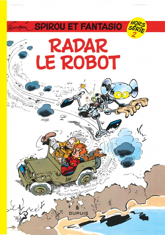 Spirou et Fantasio - Hors-série - tome 2 - Radar le robot