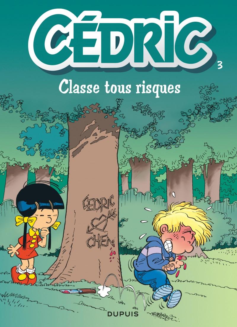 Cédric - tome 3 - Classe tous risques