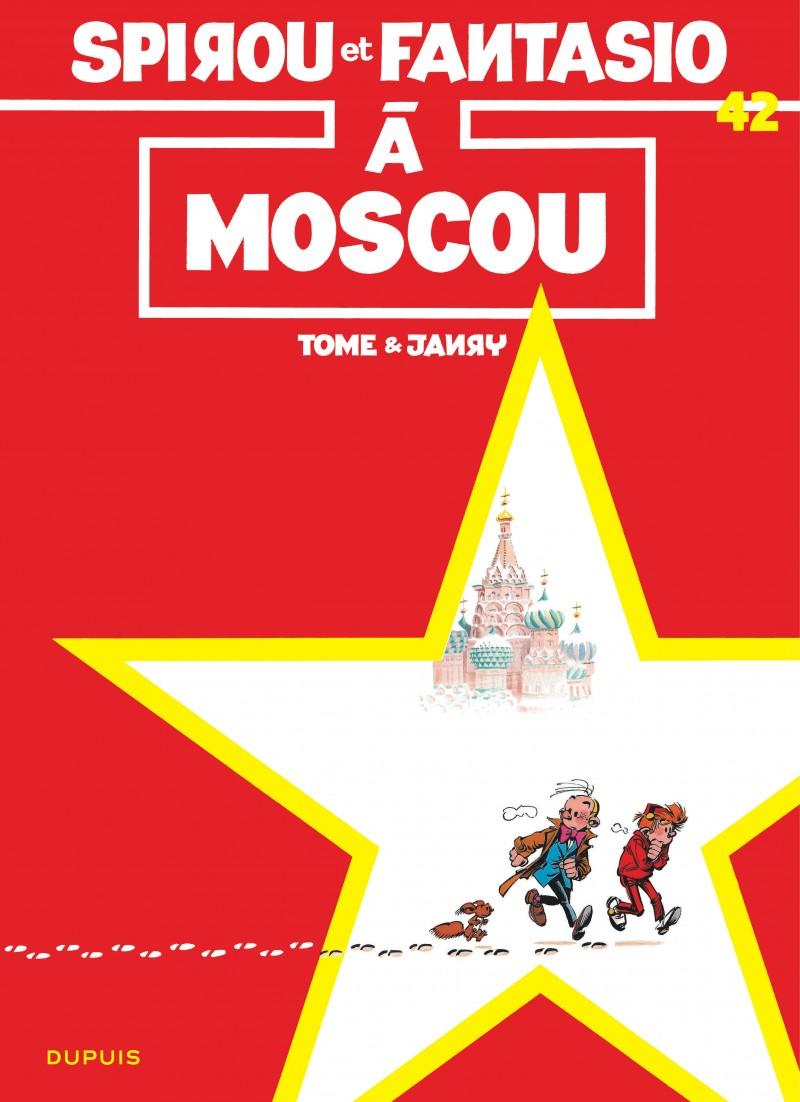 Spirou et Fantasio - tome 42 - Spirou à Moscou