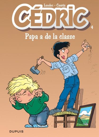 Cédric - Papa a de la classe